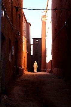 Back Alley, Marrakesh, Morocco