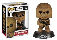 Pop! Star Wars: Chewbacca