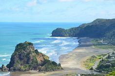 Lion Rock, Auckland, NZ