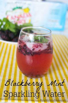 Blackberry Mint Spar
