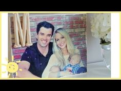 DIY | Photo Transfer to Wood! - YouTube. by Brooke from What's up moms.  Love these girls!