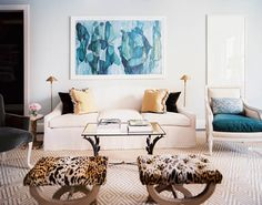 Manhattan Upper East Side apartment decorated by the talented Lilly Bunn Weekes
