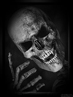 An image on imgfave Skull Pictures, Artwork Pictures, Badass Skulls, Skull Artwork, Macabre Art, Fantasy Pictures, Dark Fantasy Art, Grim Reaper, Halloween Wallpaper