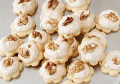 Nevšední ozdoba pro váš sváteční stůl. Cake Cookies, Cereal, Sweets, Breakfast, Christmas, Food, Cookies, Morning Coffee, Xmas