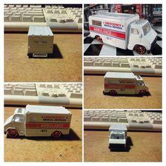Emergency Ambulance van