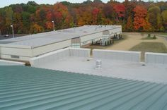 "Frost Roofing Inc. is licensed by almost every major roofing manufacturer so you can rest assured our recommendation will be the ""right"" system for you - a system that will provide the greatest service at the lowest possible cost. Commercial Roofing, Roofing Contractors, Frost, Deck, This Or That Questions, Outdoor Decor, Home Decor, Decoration Home, Room Decor"