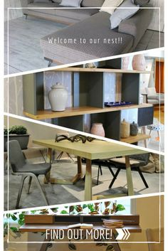 Home is a beautiful place! Dining Bench, Beautiful Places, Relax, Furniture, Home Decor, Decoration Home, Table Bench, Room Decor, Home Furnishings