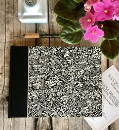 Unique Guest Book Perfect for Wedding Guest book By WatermarkBindery