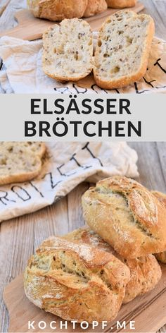 Crispy rolls with a loose juicy crumb. The recipe is suitable for beginners. # bun # baking # recipe # bread baking The post Alsatian-rolls appeared first on Dessert Platinum. Easy Pork Chop Recipes, Shredded Chicken Recipes, Pork Recipes, Baking Recipes, Cake Recipes, Dessert Recipes, Bread Recipes, Baking Buns, Bread Baking