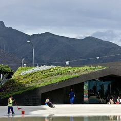 Landscape Architecture: Herzog & de Meuron  Location: Santa Cruz de Tenerife, Spain  Construction: 2008  Area: 38,080 m²