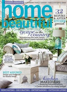 IMAGE 12: Getting a magazine like HouseBeautiful involved would be good to promote and indorse the products whilst creating their own recognition.