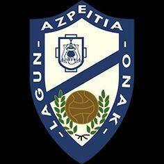 CD Lagun Onak of Spain crest. Basque Country, Sports Clubs, Crests, Football Team, Porsche Logo, Badge, Soccer, Logo Design, San