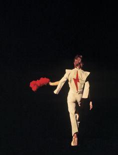 David Bowie, 1973 by Lynn Goldsmith