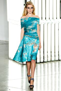 Rodarte Spring 2012 Ready-to-Wear Collection Slideshow on Style.com