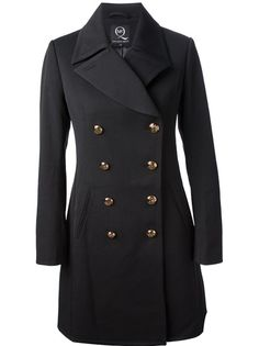 MCQ BY ALEXANDER MCQUEEN - double breasted coat 6