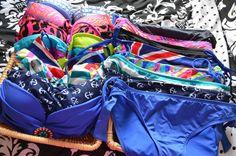 bikini's.