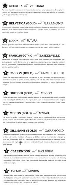 When youu0027re writing your résumé, be sure to use a smart - best font to use for resume