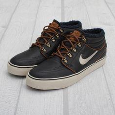 c372a3c938 Nike SB Stefan Janoski Mid Inuit Premium Nike Skateboarding, Expensive  Shoes, Stefan Janoski,