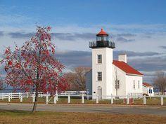 Escanaba, Michigan Lighthouse.