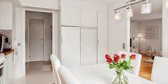 Boho Deco Chic: Un piso de estilo nórdico romántico en BLANCO Y GRIS ESPECTACULAR!