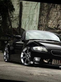 Black BMW Z4  Beemer Greatness!