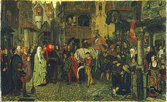 "Georg von Rosen's ""Sten Sture the Elder enters Stockholm"" (1864)- Wikipedia, the free encyclopedia"