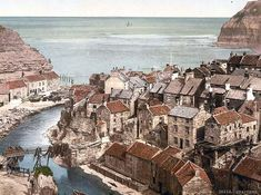 Whitby, Staithes, Yorkshire, England between 1890 and 1900