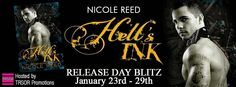 Release Day: Hell's INK By: Nicole Reed