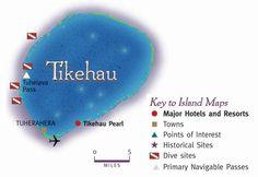 Una delle isole più belle della Polinesia: Tikehau!