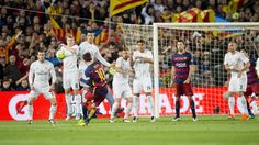 FC Barcelona 1 - 2 Reial Madrid CF #FCBarcelona #Game #Match #Liga