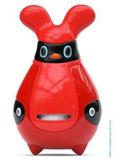 concepts de Art Toys de l'artiste / designer japonais Hiroshi Yoshii