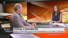 Festival 6 Continentes: Celebrar a Lusofonia