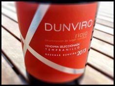 El Alma del Vino.: Bodegas Dunviro Tempranillo Vendimia Seleccionada 2013.