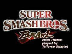 Smash Bros Brawl Theme by Triforce Quartet