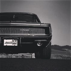 Dodge Charger R/T, 1969 I think...or is it the 68...70?