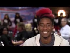 Turf- America's Got Talent 2012 the best dancer I have ever seen ONE YOU TUBER SAID..AWESOME PERSON TOO