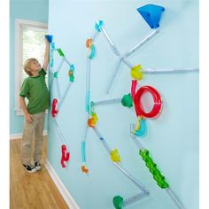 Wall Coaster Add-On Kit | Play Toy Sets
