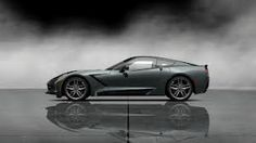 Just days after being officially unveiled, the 2014 Corvette Stingray will be available exclusively to 'Gran Turismo coming as free DLC this Tuesday. 2014 Stingray, Chevrolet Corvette Stingray, Black Corvette, Classic Corvette, Toyota Echo, Mercedez Benz, New Mercedes, Car Wallpapers, Hot Cars