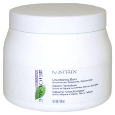 Biolage Conditioning Balm (select option/size)***Size: 16 oz.Biolage Conditioning Balm by Matrix For Unisex,Hair recovers its natural shine, silkiness and softness,Rejuvenates dry, damaged hair,.