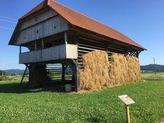 Slovenia Kozolec 2015 Slovenia, Homeland, Diversity, Outdoor Structures, Explore, Country, Rural Area, Exploring, Country Music