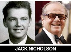 15 Stars Before They Were Famous - Jack Nicholson See what your favorite actors and musicians were like before they made it big. Actors Then And Now, Celebrities Then And Now, Young Celebrities, Celebs, Jack Nicholson, Celebrity Gallery, Celebrity Pictures, Portrait Photos, Young Old
