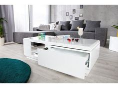 Coffee Table 2019, Wall Unit Designs, Tv Wall Decor, Burner Covers, Laque, White Space, Creative Decor, Dining Bench, Outdoor Furniture Sets