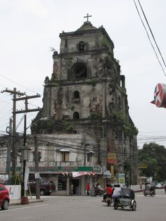 Laoag Sinking Bell Tower - Laoag City   ~ Bell Towers