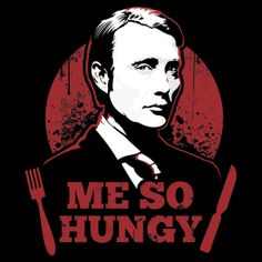 Me So Hungy by Tom Trager