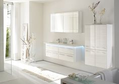 Dress your #bathroom with #storage #accessories from #Pelipal