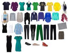 Relaxolotl: Project 333 Minimalist Wardrobe JUL-SEPT