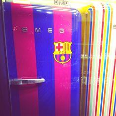 FC Barcelona Smeg, v cool