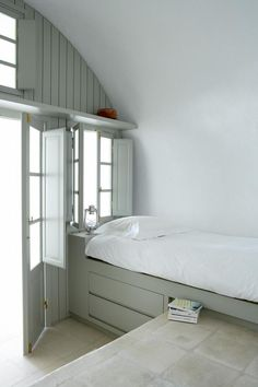small spaces - I love when I go to re-Pin something I really, really love and then realize who I am re-Pinning from.  :D