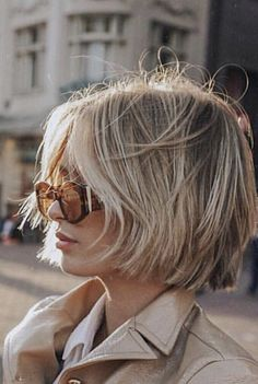 20 Adorable Hairstyle You Can Copy Now - # Adorable . - 20 adorable hairstyle that you can copy now – # adorable copy – hairstyles ideas wom - Medium Short Hair, Short Hair Cuts, Hot Hair Styles, Medium Hair Styles, Corte Y Color, Great Hair, Hair Dos, 4b Hair, Curly Hair