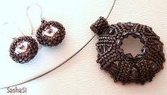 art, crafts and beads: Set